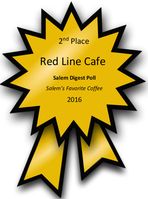 Red Line Cafe Award
