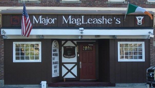 Major Magleashe's